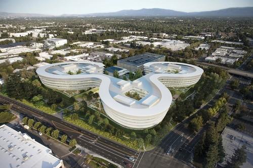 Central & Wolfe, así es el segundo campus de Apple con aires de Apple Park en Sunnyvale