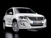 Volkswagen Tiguan R-Line, más información