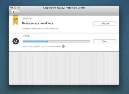 kaspersky security actualizaciones