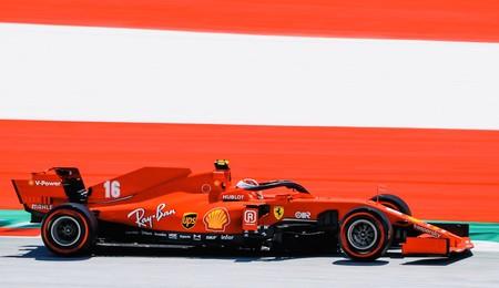 Leclerc Austria F1 2020 3
