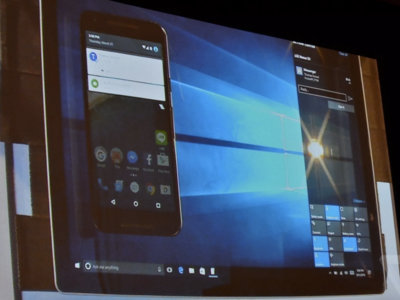 Las notificaciones de Android llegarán a tu PC con Windows 10