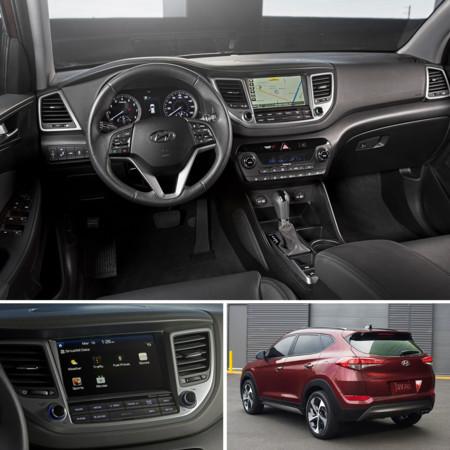 Hyundai Tucson 2016 2