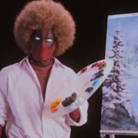El nuevo teaser de Deadpool 2 es una gloriosa oda al pintor más querido y extravagante de Internet