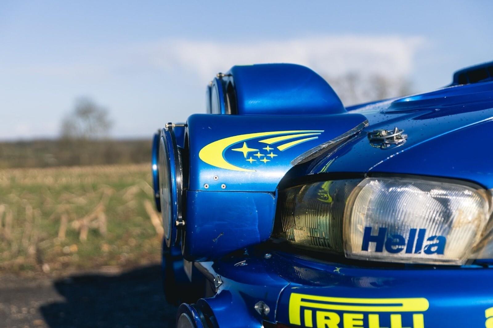 Foto de El Subaru Impreza WRC más caro en la historia (3/17)
