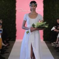 vestido batista oscar de la renta novias 2015