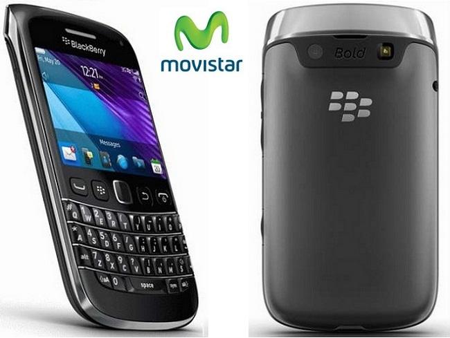 Precios Blackberry 9790 con Movistar