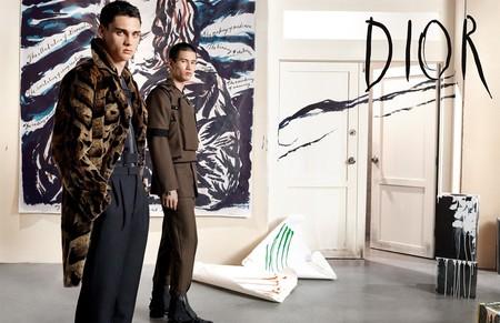 Dior Men Le Apuesta Al Arte Urbano Como Protagonista De Su Campana De Invierno 2019 2