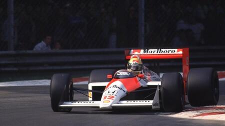 Senna Mclaren F1 1988