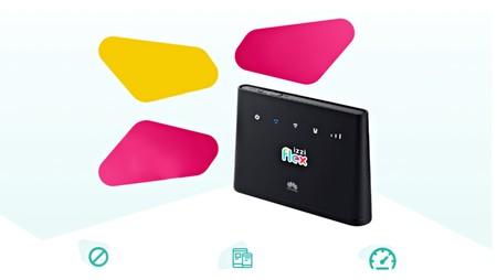 4cfcf97b7afda izzi pocket e izzi flex  llega otro competidor al mercado del internet para  casa por 4G LTE en México
