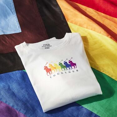Polo Ralph Lauren y su colección Pride son una celebración a la individualidad y el estilo