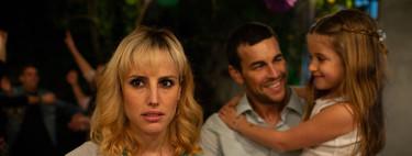Mario Casas nos confiesa la peli que le hizo llorar y Natalia Molina, su opinión sobre la maternidad: encuentro con dos actores