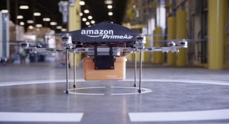 Los drones de Amazon parece que van en serio