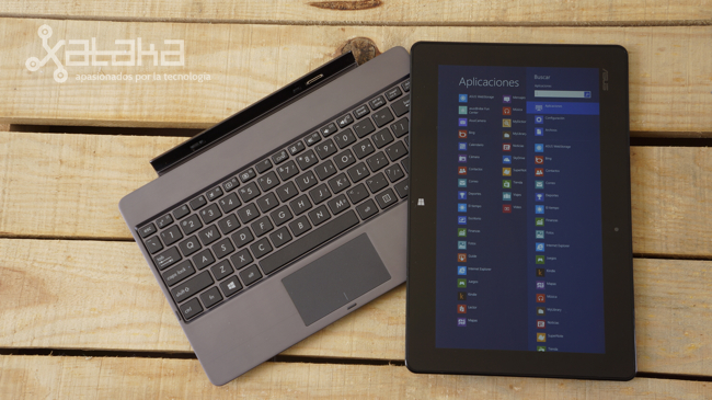 ASUS Vivo Tab RT con Windows 8