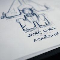 Porsche crea nave espacial que tomará partido en Star Wars: Episodio IX