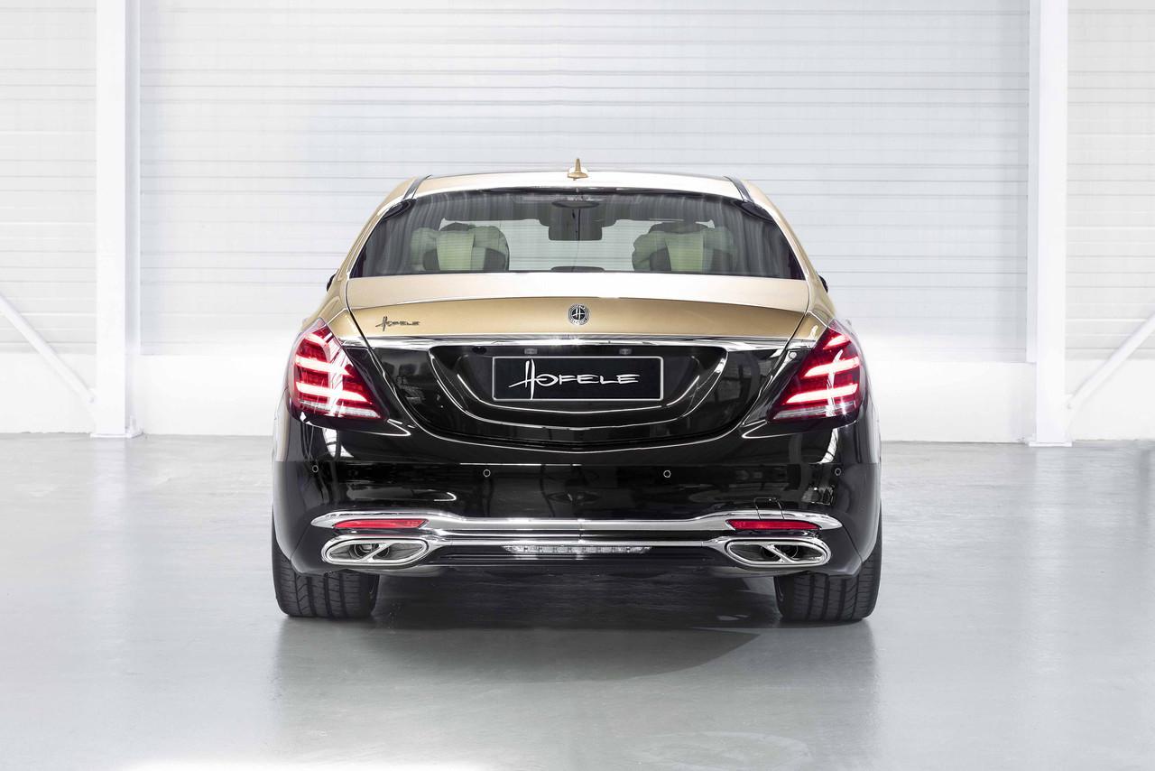 Foto de Hofele Mercedes-Benz Ultimate S (5/19)