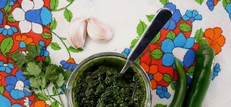 Adobo de chile verde: la salsa de influencia mexicana que va bien con todo (y de la que ya no podrás separarte)