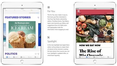 Apple anima a los grandes periódicos de EEUU a unirse a Texture, su servicio de noticias de pago