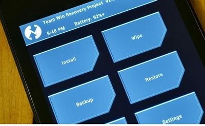 TWRP Recovery se actualiza a la versión 2.7 con novedades interesantes