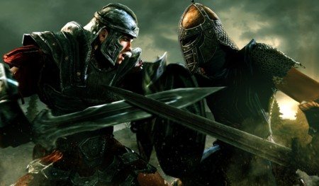 The Bulk Of The Empire Vs The Son Of Skyrim By Lordhayabusa357 D781gmj Png
