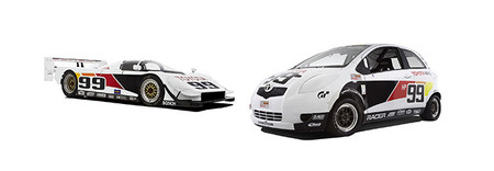 Yaris Club Racer