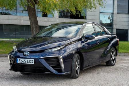 Toyota Mirai Espana