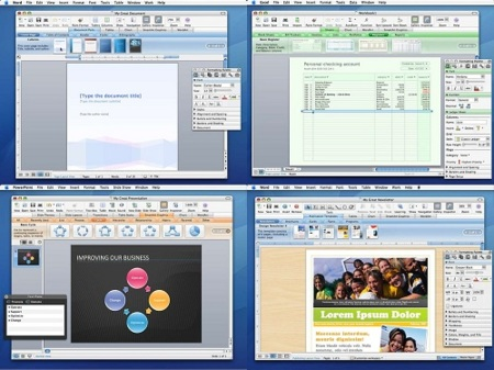 Ya se puede descargar el SP2 de Office 2008 para Mac