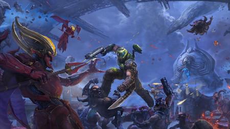 The Ancient Gods: Primera Parte, el primer DLC DOOM Eternal, confirma su llegada en octubre con este salvaje gameplay