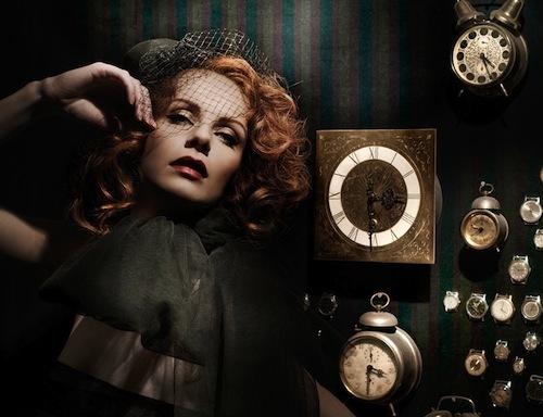 Foto de Simona Smrckova y el glamour retro de sus fotografías  (4/8)