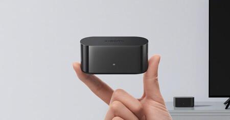 Xiaomi One Finger Link: tecnología UWB en cualquier TV gracias a este minúsculo dispositivo