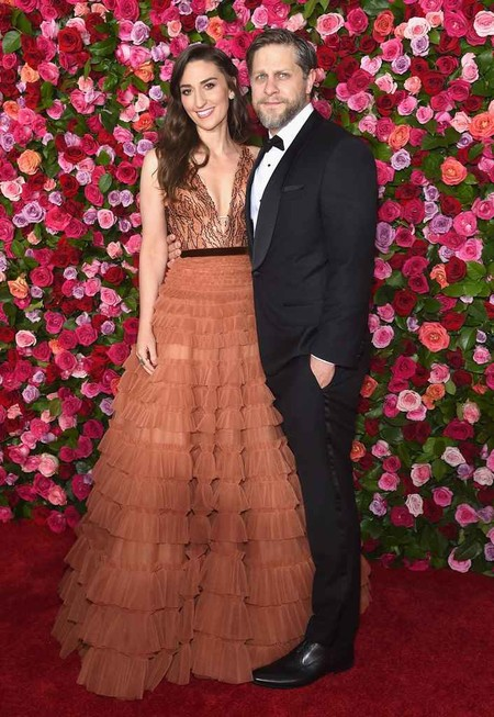 Joe Tippett 2018 Tony Awards Red Carpet