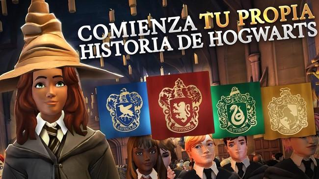 Llega Harry Potter: Hogwarts Mistery, ya lo puedes descargar en iOS y Android