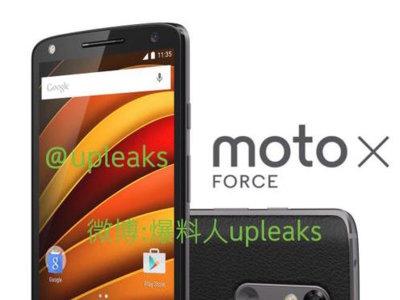 Moto X Force, se filtra una nueva imagen del Moto Bounce junto a su nuevo nombre