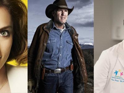 Estrellas invitadas (302): Zombies, sheriffs, estrenos del otoño y más
