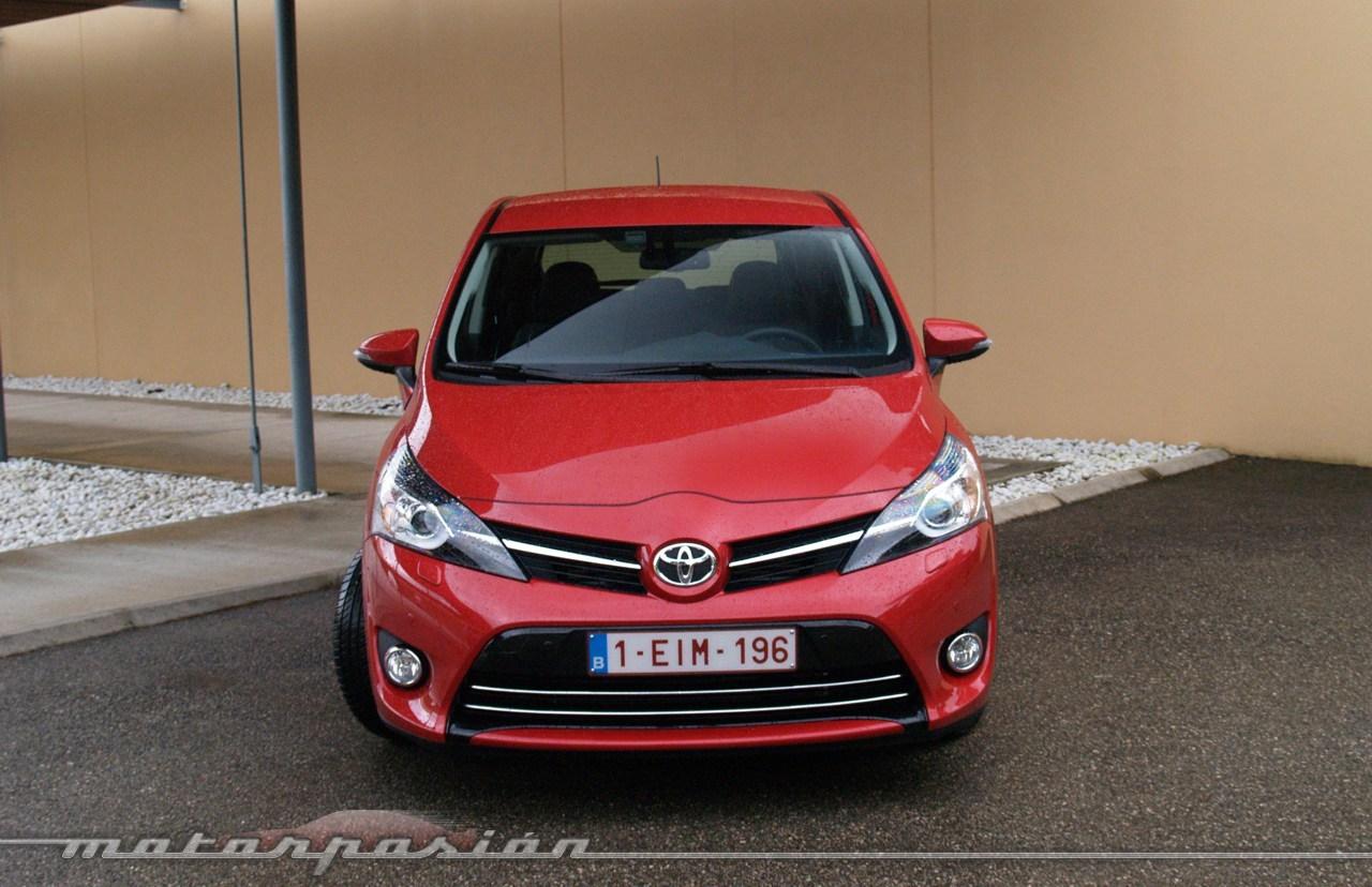 Foto de Toyota Verso 2013 (presentación) (10/21)