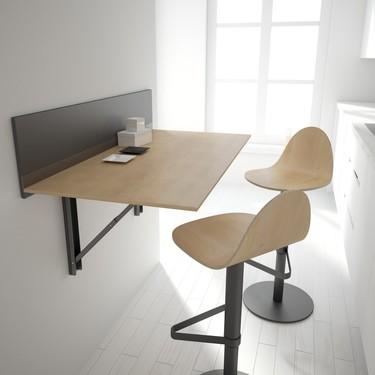 La mesa Click de Cancio, una buena solución para los problemas de espacio en la vuelta al cole