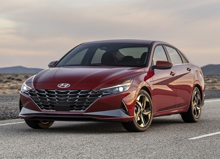 Hyundai Elantra, Ford Mustang Mach-E y F-150 son los North American Car, SUV y Truck of the Year 2021