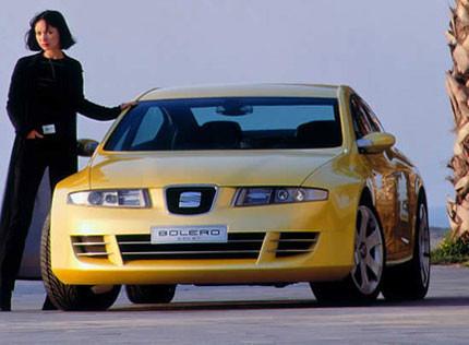 Seat Bolero 330 BT