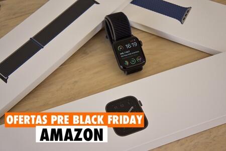 Ofertas del día todavía mejores que las del pre Black Friday de Amazon 2020: Apple Watch SE, Amazfit GTS y Xiaomi Mi 10T Lite 5G rebajados