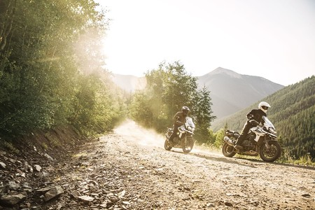 Si sueñas con una trail moderna, el Tiger Tour de Triumph te va a interesar