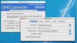 DMGConverter: Crea contenedores .dmg fácilmente