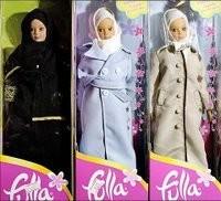Fulla: La Barbie Musulmana