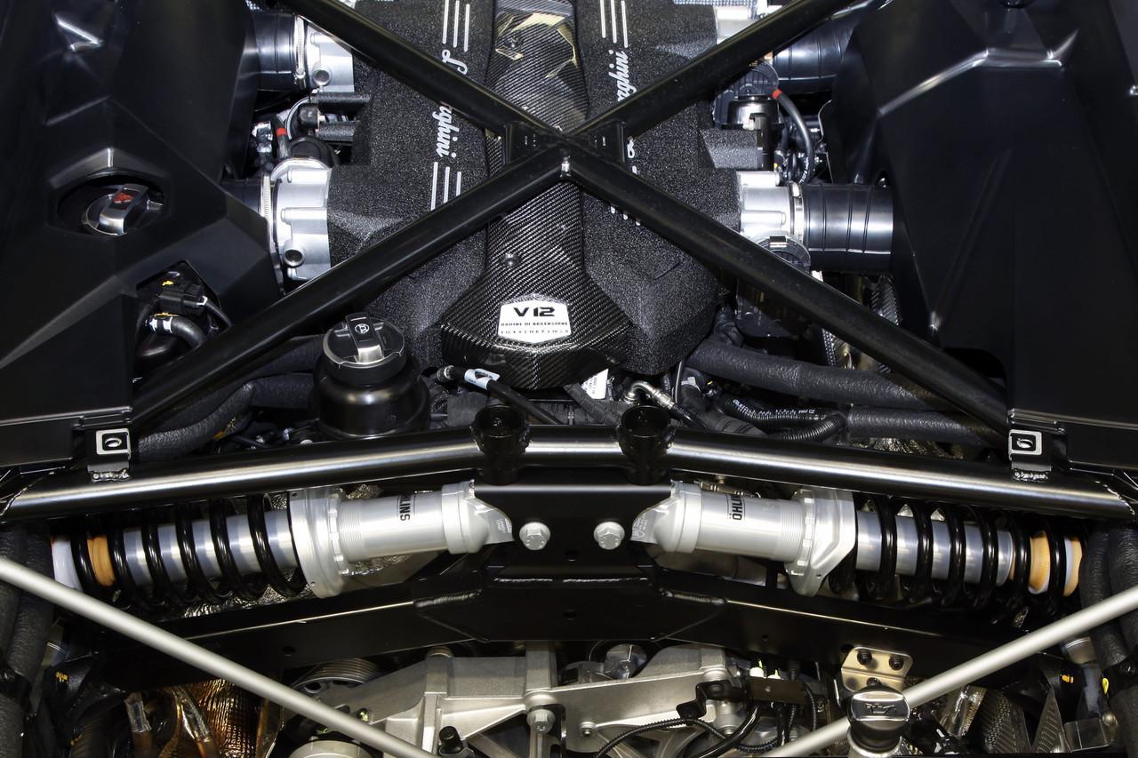 Foto de Lamborghini Aventador LP700-4 (15/62)