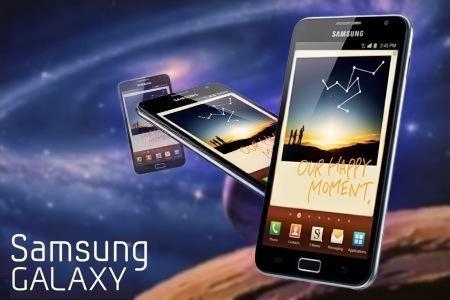 Samsung muestra los últimos resultados del Galaxy Note en ventas