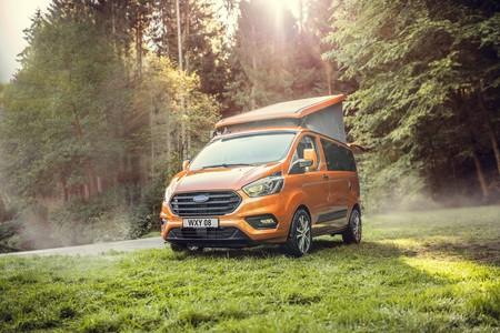 Ford Transit Nugget, la Volkswagen California XXL ya cuenta con un rival de su tamaño