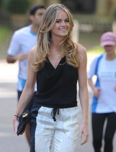 Cressida Bonas, la nueva it girl y ex de la casa real británica