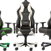 DXRacer lanza en Europa los nuevos modelos Wide