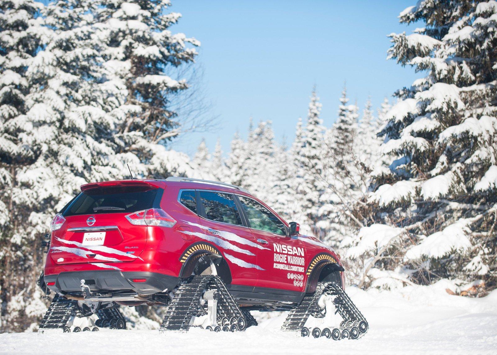 Foto de Nissan Rogue Warrior concept (1/14)