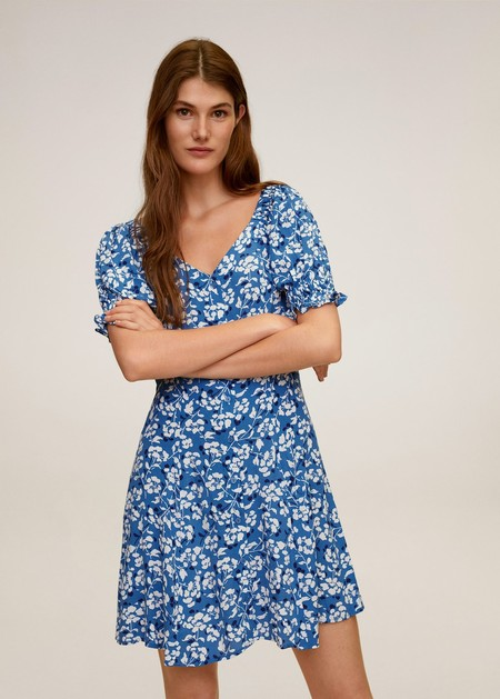 Vestido Verano 2020 Estampado 03