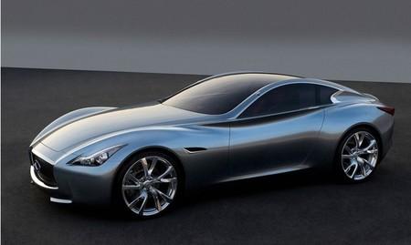 Infiniti lanzará un deportivo eléctrico de rango extendido o híbrido enchufable en 2016
