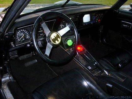 1989 Batmobile Replica